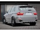 BMW X5 Speed Rear Bumper Extension