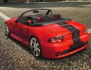 BMW Z3 Convertible Magnus Side Skirts