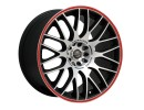 Barracuda Karizzma Matt Black Polished/CTR Wheel