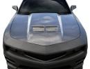 Chevrolet Camaro Stingray-Look Carbon Fiber Hood