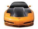 Chevrolet Corvette C5 Dragster Carbon Fiber Hood