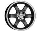 Dotz Crunch Black Polished Wheel