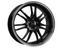 Dotz Shift Black Polished Wheel
