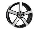 Etabeta Eros Matt Black Polish Wheel