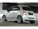Fiat 500 Freeride Rear Bumper