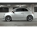 Fiat 500 Freeride Side Skirts