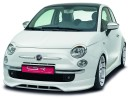 Fiat 500 NewLine Front Bumper Extension