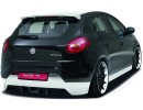 Fiat Bravo X2 Rear Bumper Extension