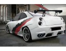 Fiat Coupe Bara Spate F-Style