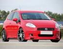 Fiat Grande Punto Extensie Bara Fata Vector