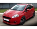 Fiat Grande Punto MaxStyle Front Bumper Extension