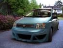 Fiat Panda ASX Front Bumper