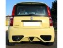 Fiat Panda Speed Rear Bumper
