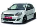 Ford Fiesta MK6 Extensie Bara Fata NewLine
