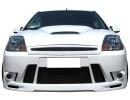 Ford Fiesta MK6 L-Style Front Bumper