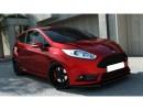 Ford Fiesta MK7 Facelift Bara Fata ST-Look