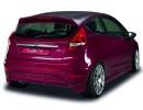 Ford Fiesta MK7 NewLine Rear Bumper Extension