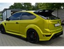 Ford Focus 2 RS Matrix Rear Bumper Extensions