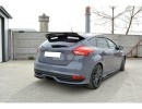 Ford Focus 3 ST Facelift MX Rear Bumper Extensions