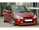 Ford Focus J-Style Front Bumper Extension