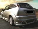 Ford Focus Zeus Wide 3 Doors Rear Wheel Arch Extension