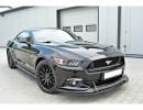 Ford Mustang MK6 GT Extensie Bara Fata RaceLine-C Fibra De Carbon