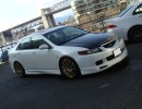 Honda Accord 03-06 Mugen-Style Front Bumper Extension