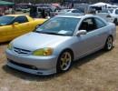 Honda Civic 01-03 Coupe Mugen-Look Front Bumper Extension