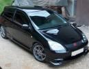 Honda Civic 01-04 US-Look Front Bumper Extension
