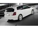 Honda Civic 01-05 R-Style Rear Bumper Extension