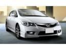 Honda Civic 09-12 Extensie Bara Fata ModX