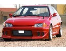 Honda Civic 92-95 Hatchback J-Style Body Kit