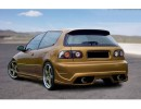 Honda Civic 92-96 M-Style Side Skirts