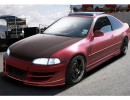 Honda Civic 92-96 M2-Style Side Skirts