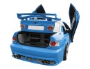 Honda Civic 92-96 MRV Rear Bumper