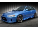Honda Civic 92-96 PR 2 Side Skirts