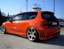 Honda Civic 92-96 ST Side Skirts