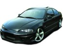 Honda Civic Coupe Kormoran Side Skirts