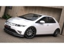 Honda Civic MK8 Extensie Bara Fata Strike