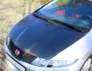 Honda Civic MK8 Type R Capota OEM Fibra De Carbon