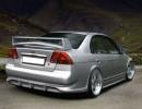 Honda Civic Sedan 01-05 A2 Rear Bumper