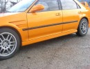 Honda Civic Sedan Racing Side Skirts