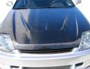 Honda Prelude MK5 Capota OEM Fibra De Carbon