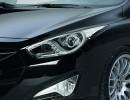 Hyundai I40 NewLine Scheinwerferblenden