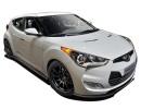 Hyundai Veloster Body Kit Evolva Fibra De Carbon