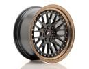 JapanRacing JR10 Black Bronze Wheel