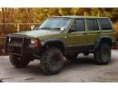 Jeep Cherokee XJ SX Wheel Arch Extensions