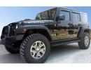 Jeep Wrangler TJ Unlimited Helios-B Running Boards