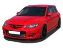 Mazda 3 BK MPS Verus-X Front Bumper Extension