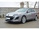 Mazda 3 BL Sport Extensie Bara Fata RaceLine